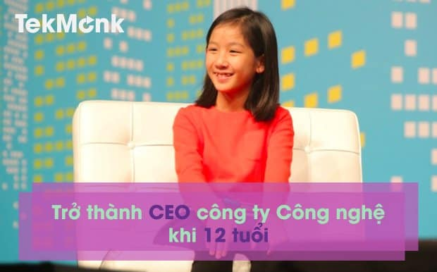 CEO cong nghe nhi